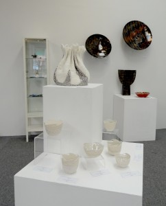 'Stronger', 2013 exhibited at the Sam Scorer Gallery, Lincoln